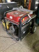 Genset Senci SC9000E MKZ petrol generator
