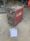 Thermal Arc Fabricator 250 mig welding set