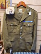 Genuine S.A.S Uniform with Beret.