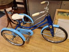 A 1950?s Sunbeam ?Winkie? Childs Tricycle Similar to Triang, Fair Condition.