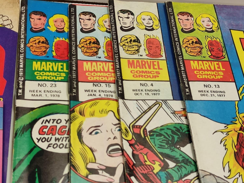 20 Mixed Vintage Marvel Comics. - Image 32 of 42