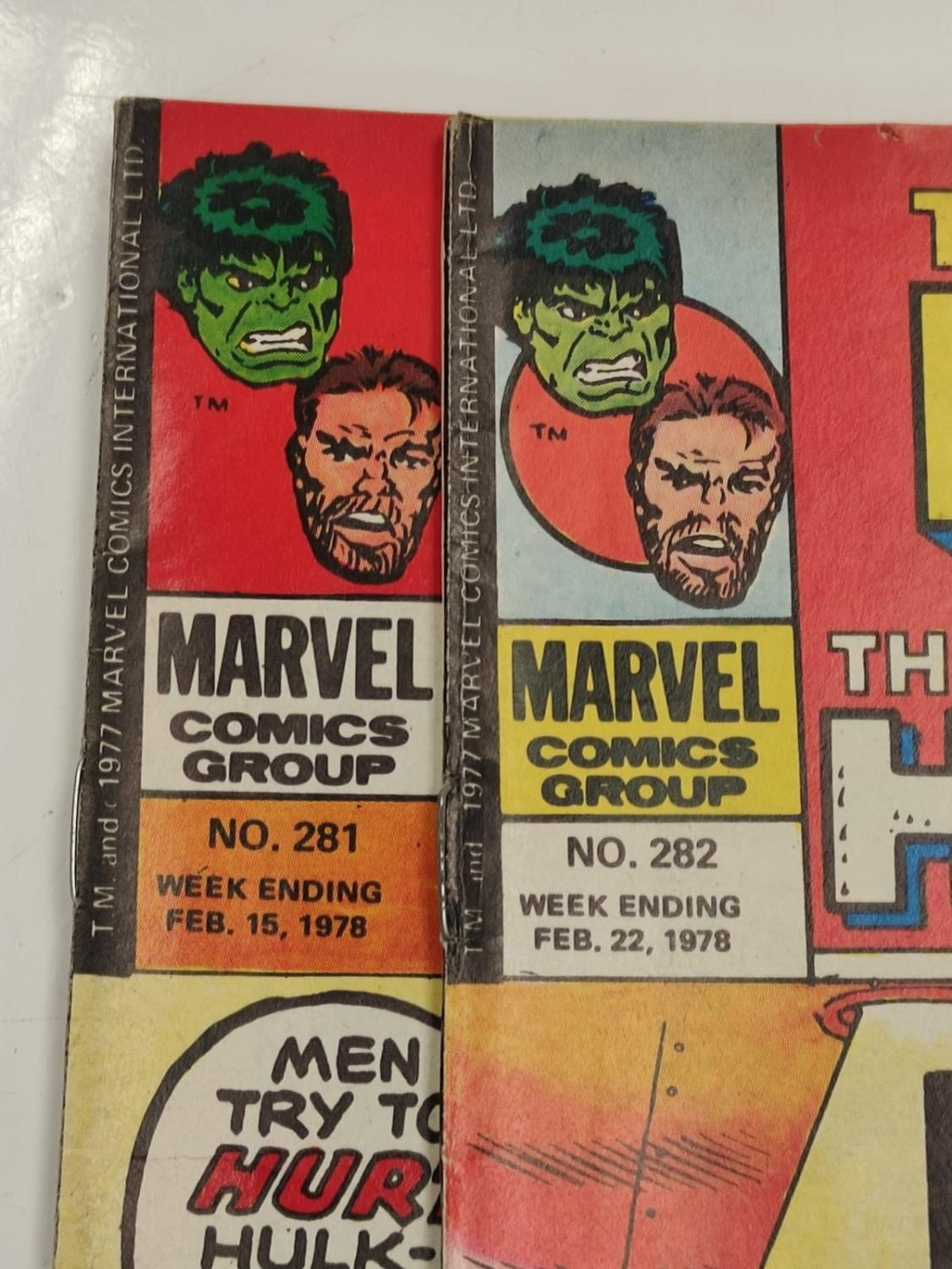 5 editions of Special Vintage Marvel Comics including 'The Tomb of Dracula'. - Image 11 of 15