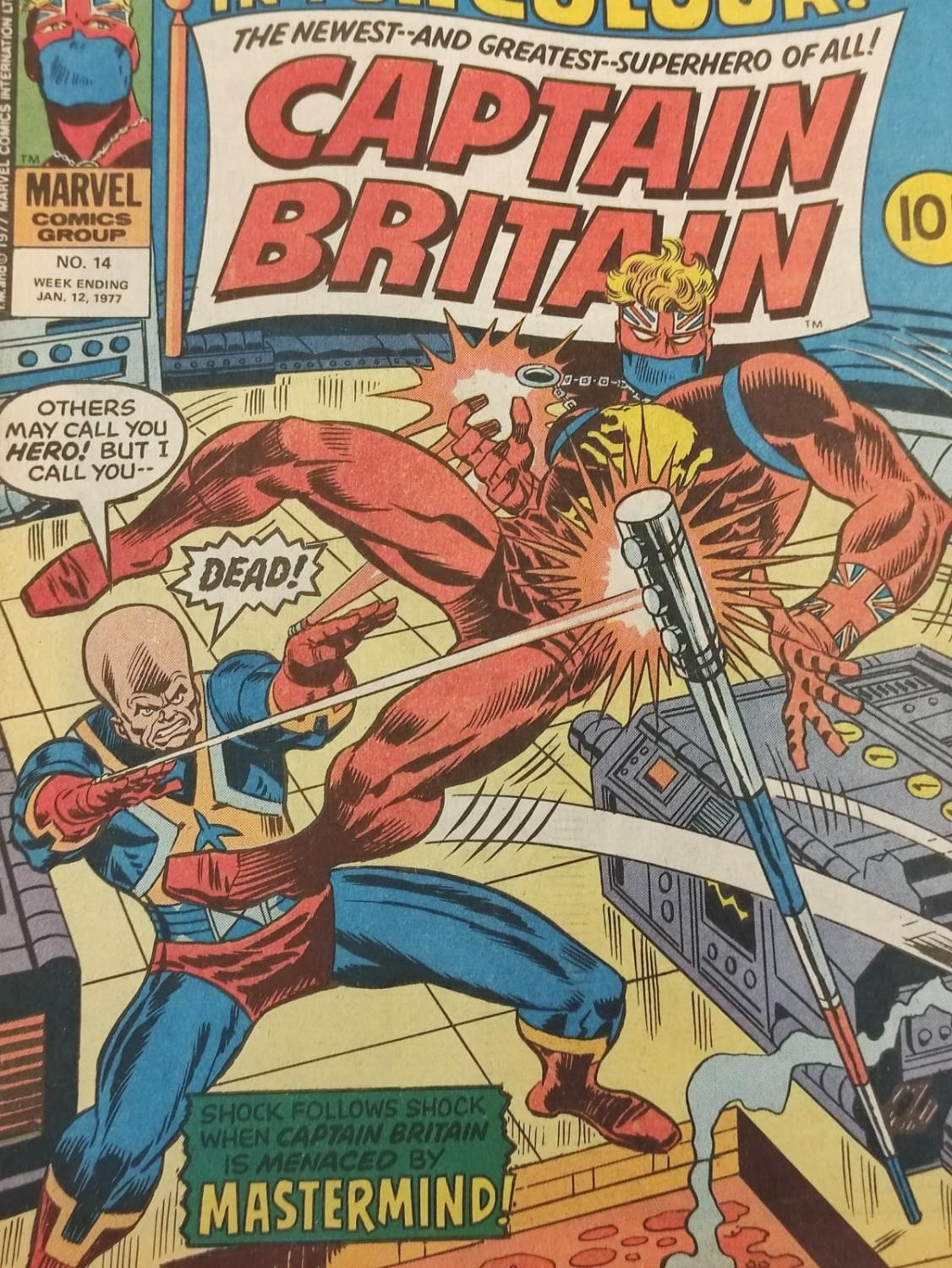 20 editions of mixed Vintage Marvel Comics. - Image 9 of 56