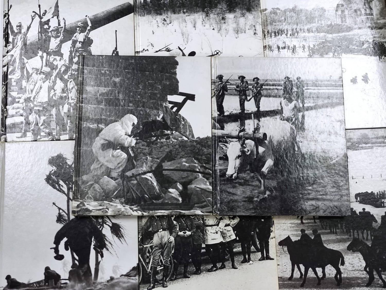 Set of Ten Timelife World War II Hard back books. - Image 3 of 12