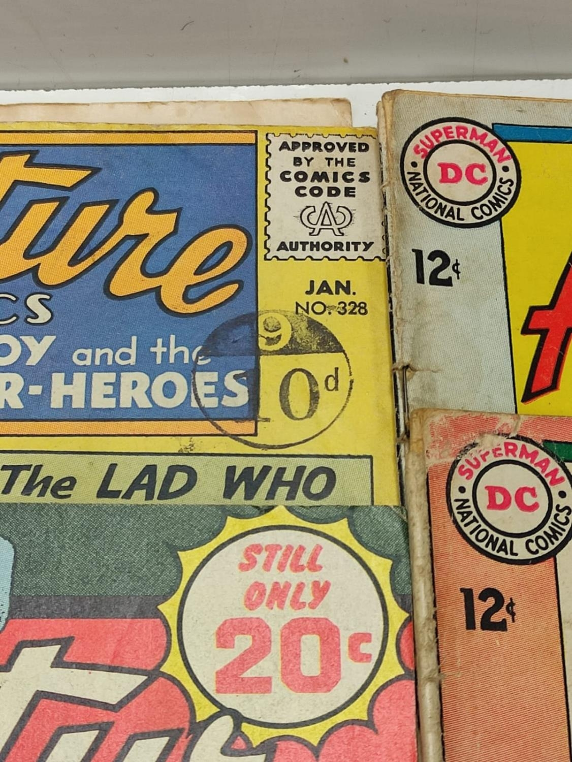 5 editions of DC Adventure Comics featuring Super-boy. - Image 11 of 19