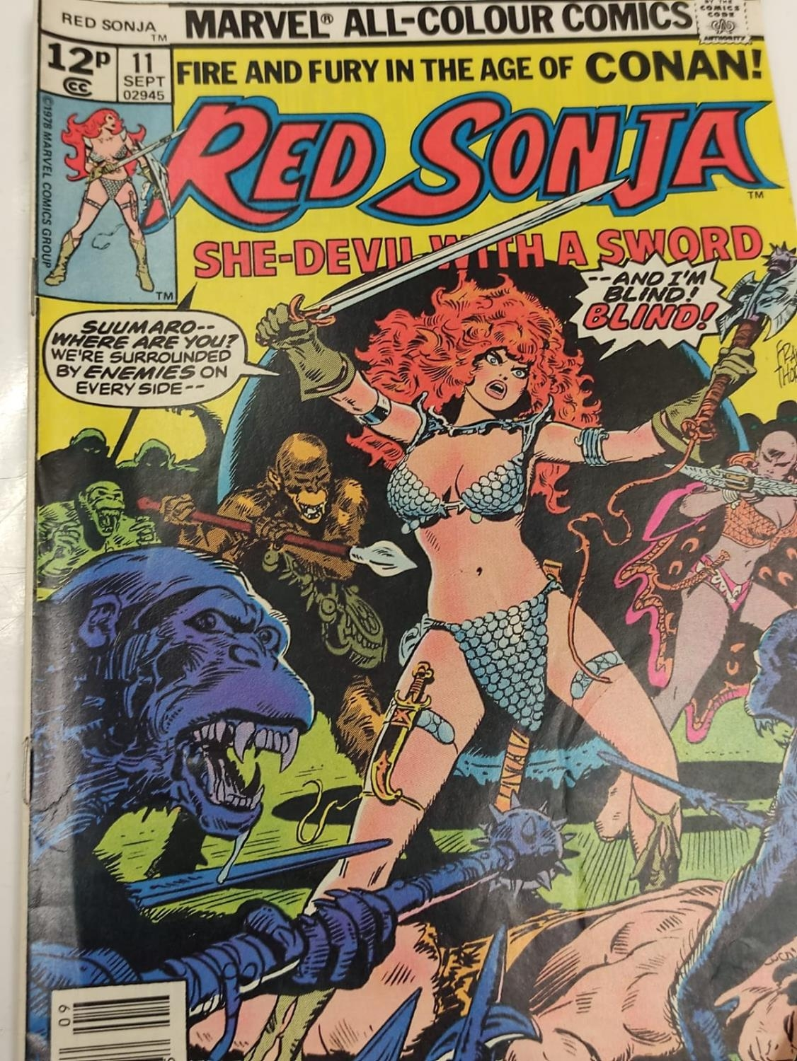 5 editions of Special Vintage Marvel Comics including 'The Tomb of Dracula'. - Image 3 of 15