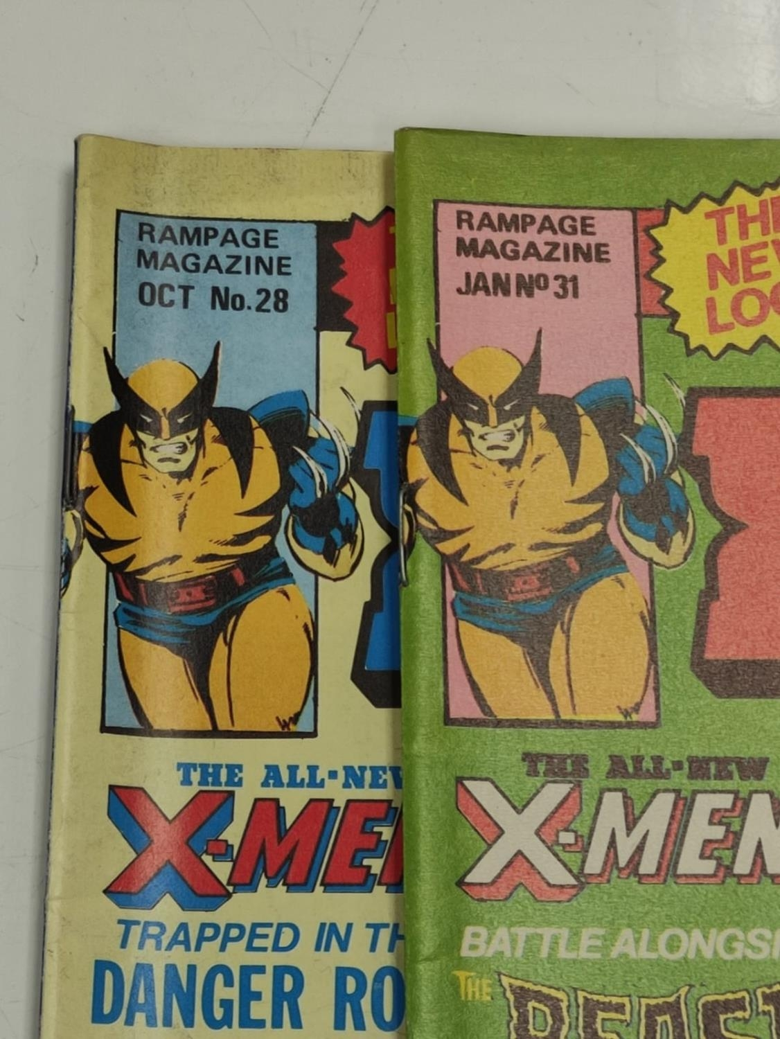 20 editions of mixed Vintage Marvel Comics. - Image 54 of 56