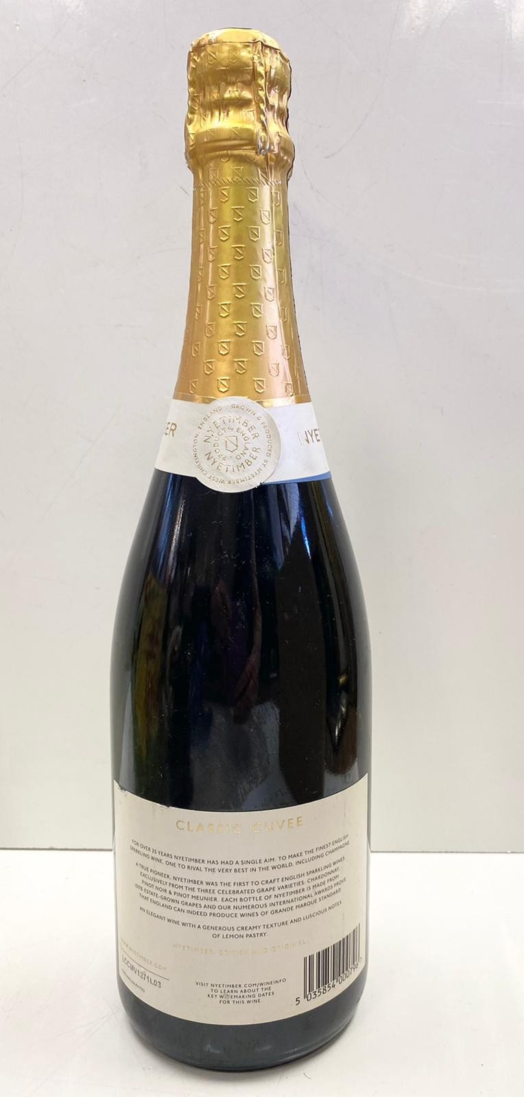 Nyetimber Classic Cuvee NV. Made in UK. 75cl. 12% Vol. - Image 2 of 2