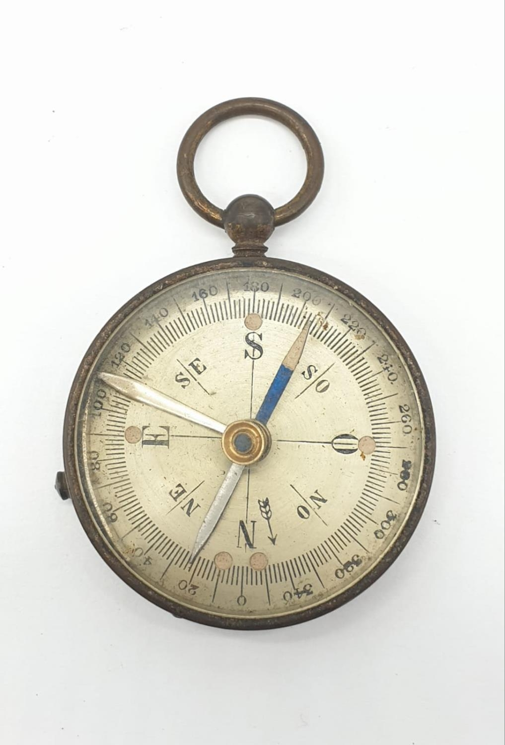 WW1 Imperial German Officers Compass.