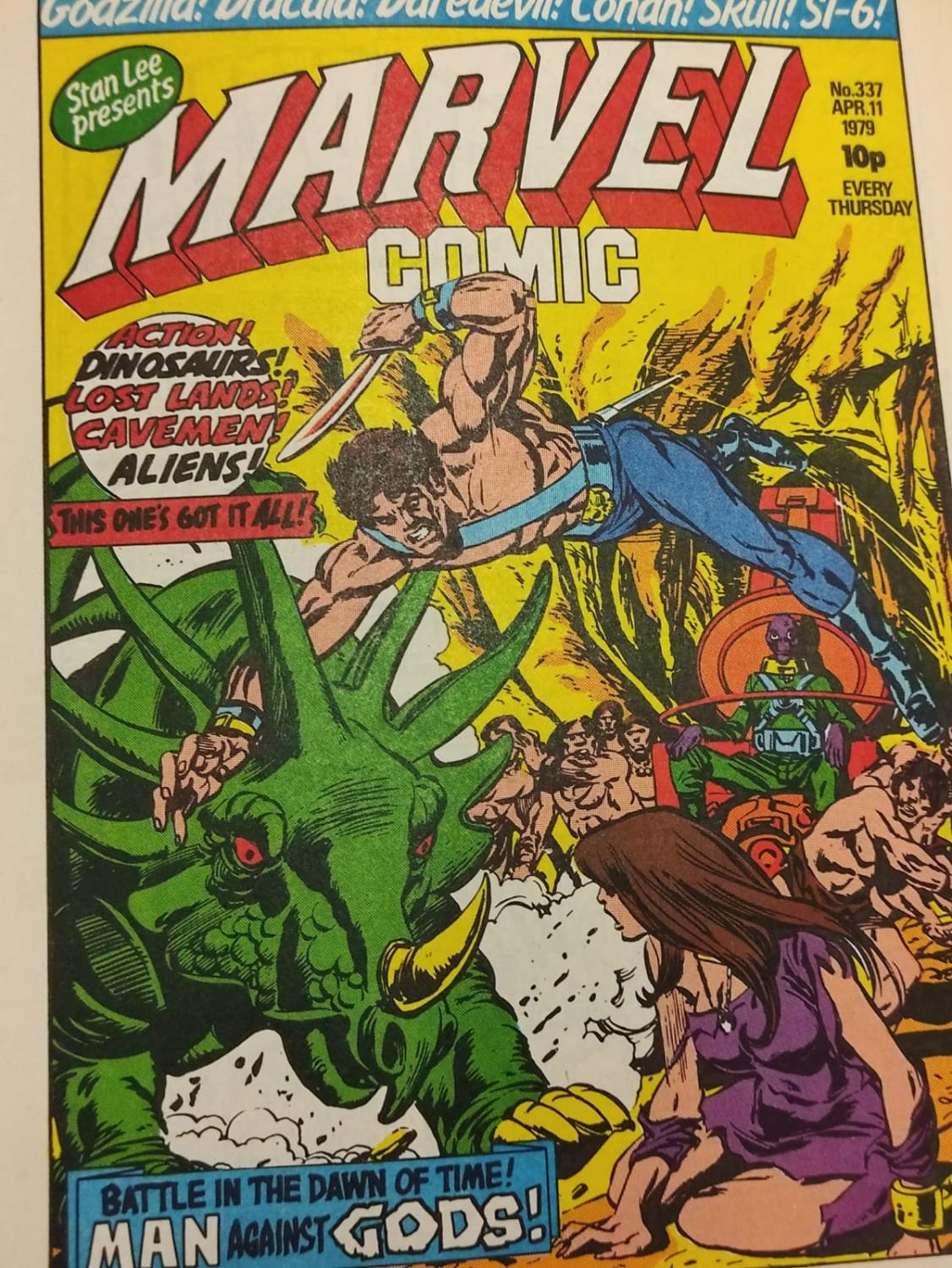 50 editions of Stan Lee Presents, a selection of 1979/1980's comics. - Image 8 of 71
