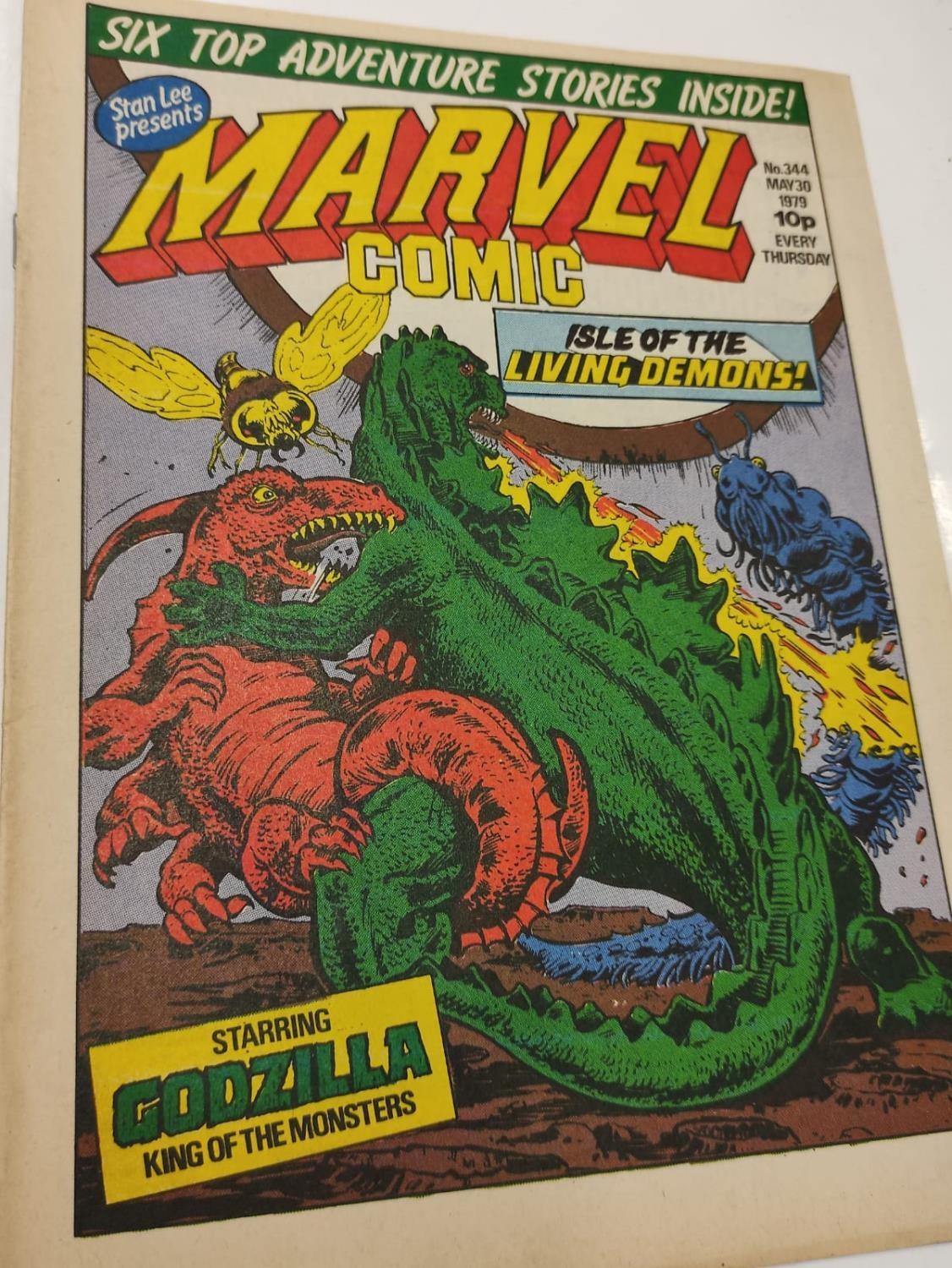 50 editions of Stan Lee Presents, a selection of 1979/1980's comics. - Image 58 of 71
