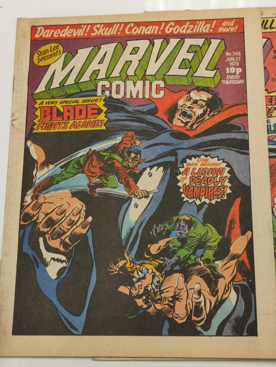 50 editions of Stan Lee Presents, a selection of 1979/1980's comics. - Image 57 of 71