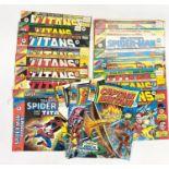20 editions of Vintage Marvel Comics.