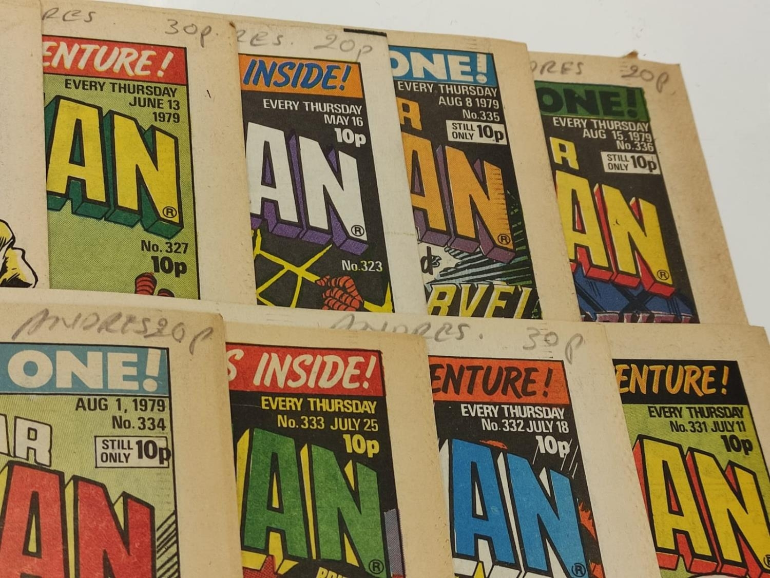 50 editions of Stan Lee Presents, a selection of 1979/1980's comics. - Image 50 of 71