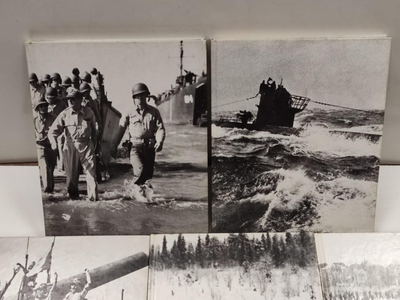 Set of Ten Timelife World War II Hard back books. - Image 8 of 12