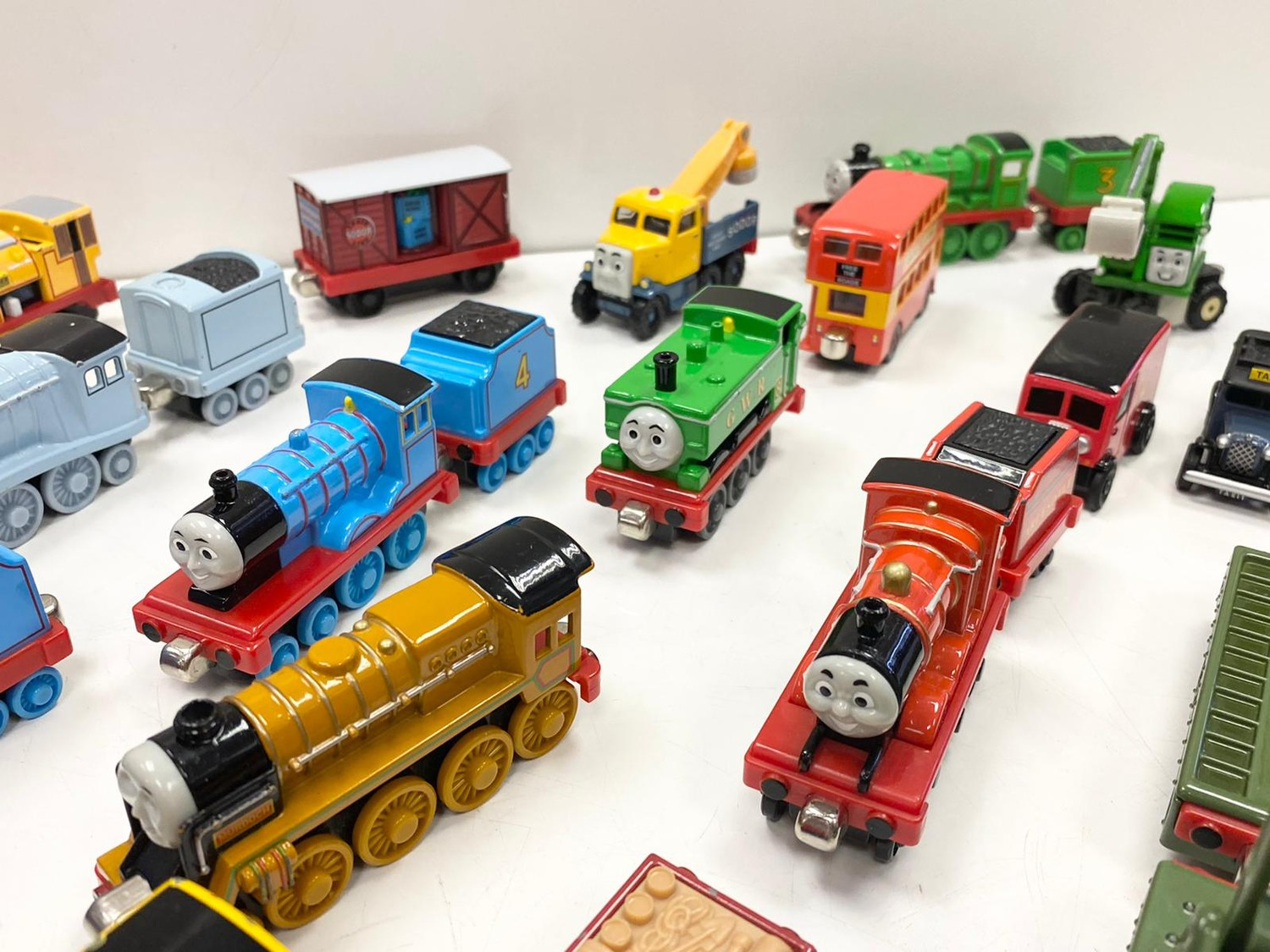 Collection of Thomas & Friends, Take-Along Die Cast toys. Total of 45 models including Mighty Mac - Image 4 of 4