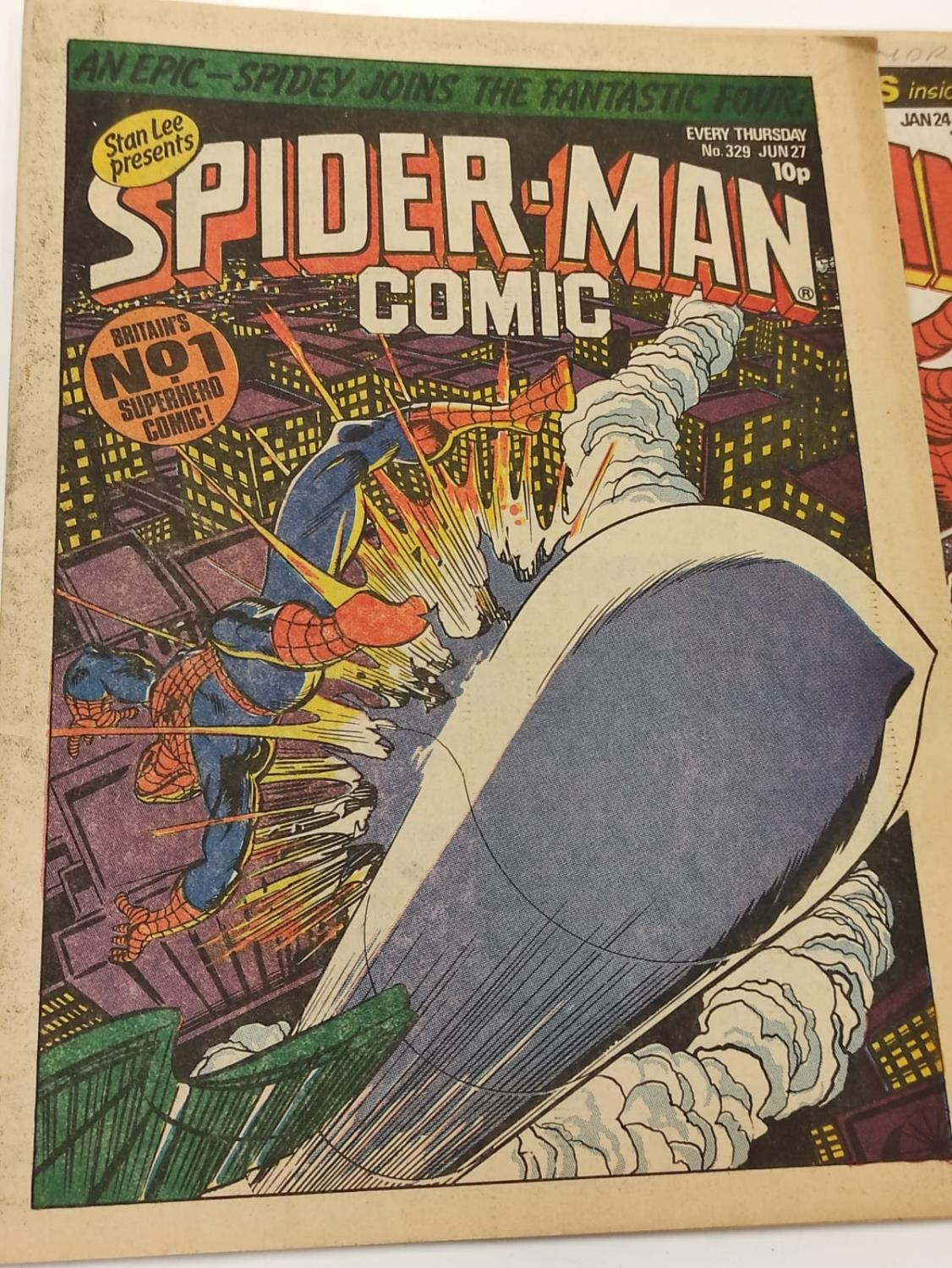 50 editions of Stan Lee Presents, a selection of 1979/1980's comics. - Image 44 of 71