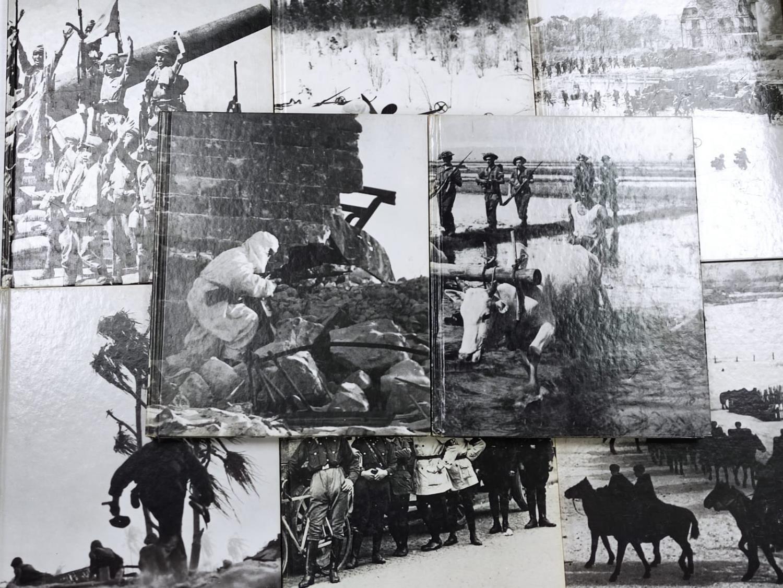 Set of Ten Timelife World War II Hard back books. - Image 5 of 12