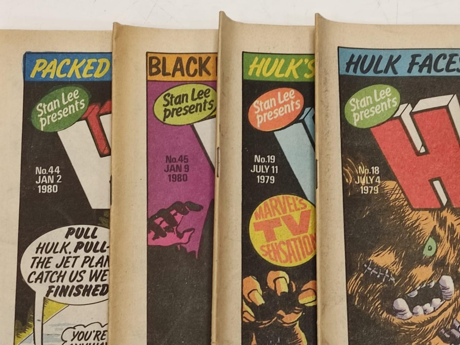 50 editions of Stan Lee Presents, a selection of 1979/1980's comics. - Image 24 of 71