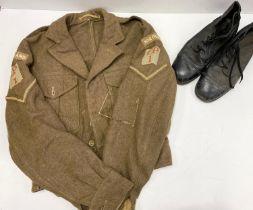 Dad?s Army Fancy Dress-Movie Prop Uniform-L/Cpl Jones.