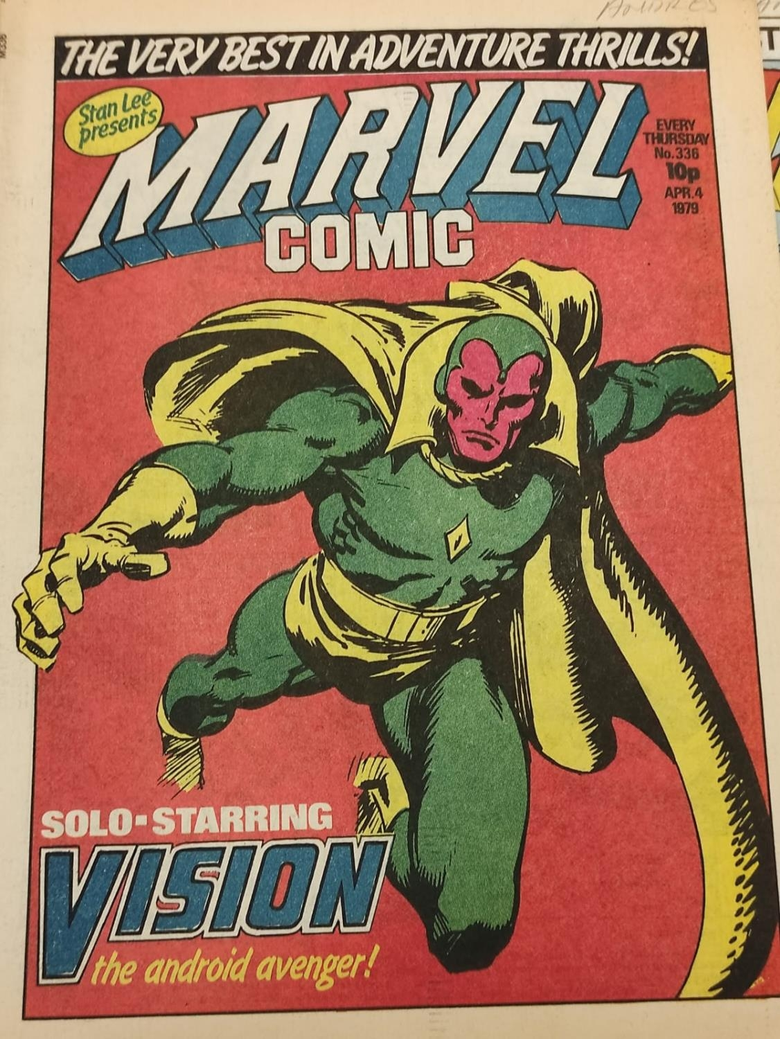 50 editions of Stan Lee Presents, a selection of 1979/1980's comics. - Image 10 of 71