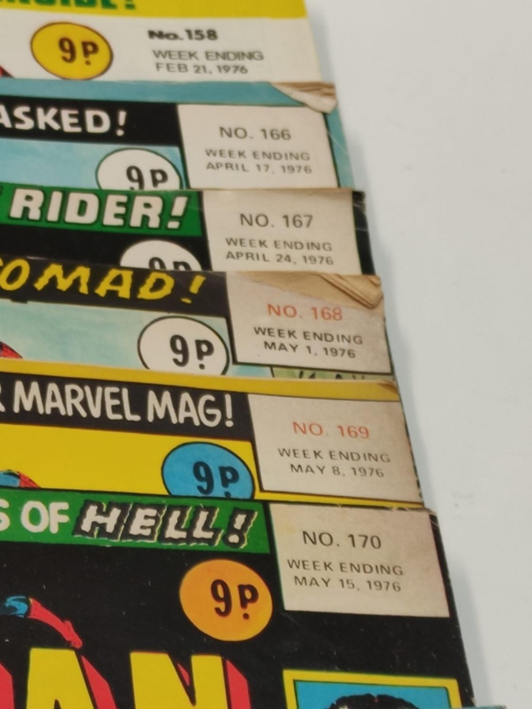27 editions of Vintage Super Spider-Man Marvel Comics. - Image 6 of 13