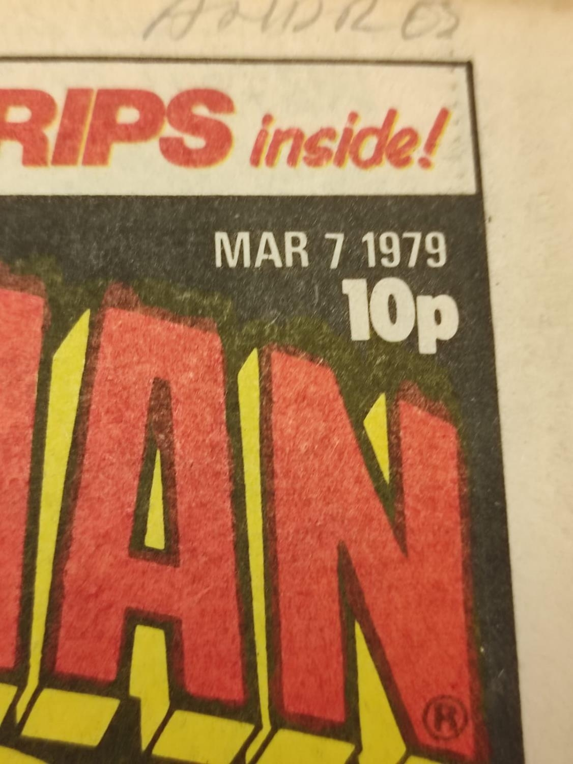 50 editions of Stan Lee Presents, a selection of 1979/1980's comics. - Image 40 of 71