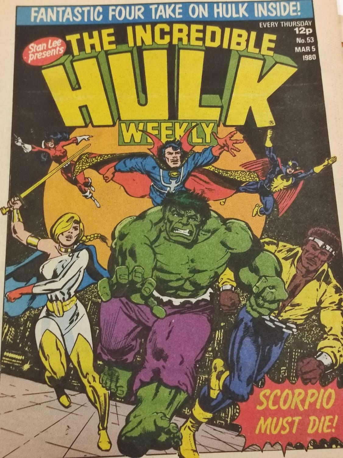 50 editions of Stan Lee Presents, a selection of 1979/1980's comics. - Image 13 of 71