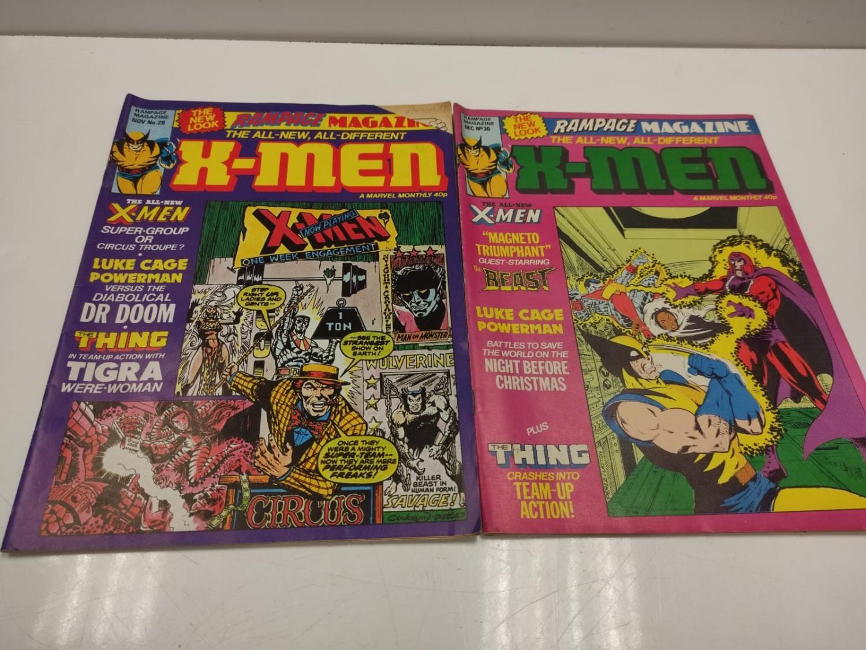 20 Mixed Vintage Marvel Comics. - Image 10 of 42