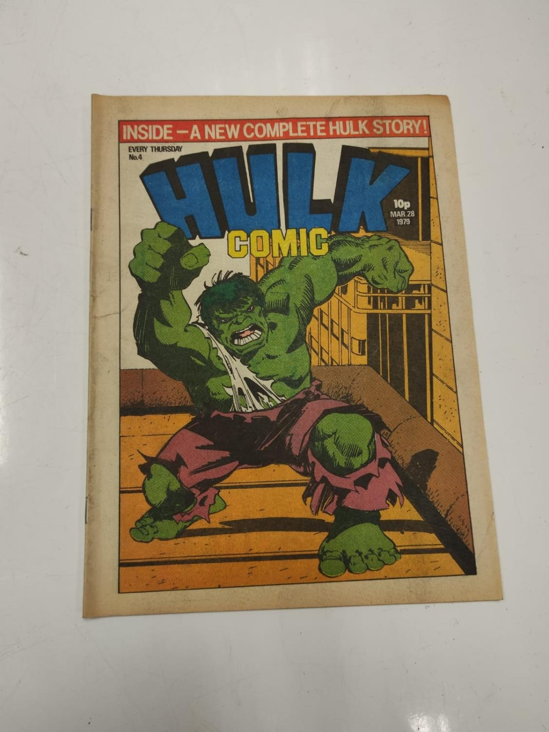 20 editions of mixed Vintage Marvel Comics. - Image 51 of 56
