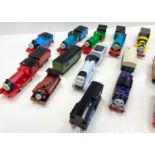 Collection of Vintage Thomas the Tank Engine & Friends Track Trains.