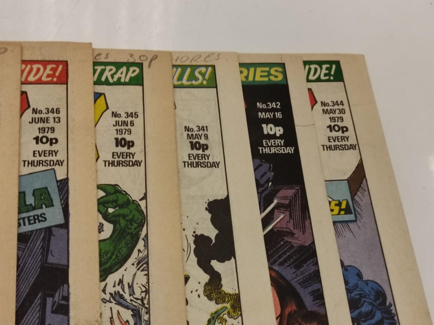 50 editions of Stan Lee Presents, a selection of 1979/1980's comics. - Image 66 of 71