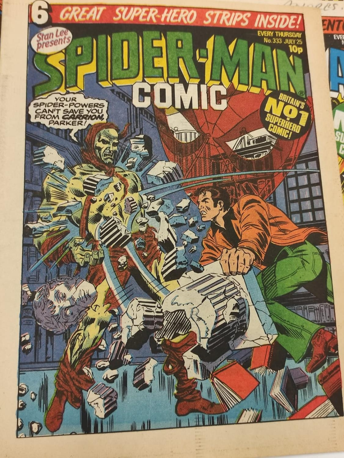 50 editions of Stan Lee Presents, a selection of 1979/1980's comics. - Image 70 of 71