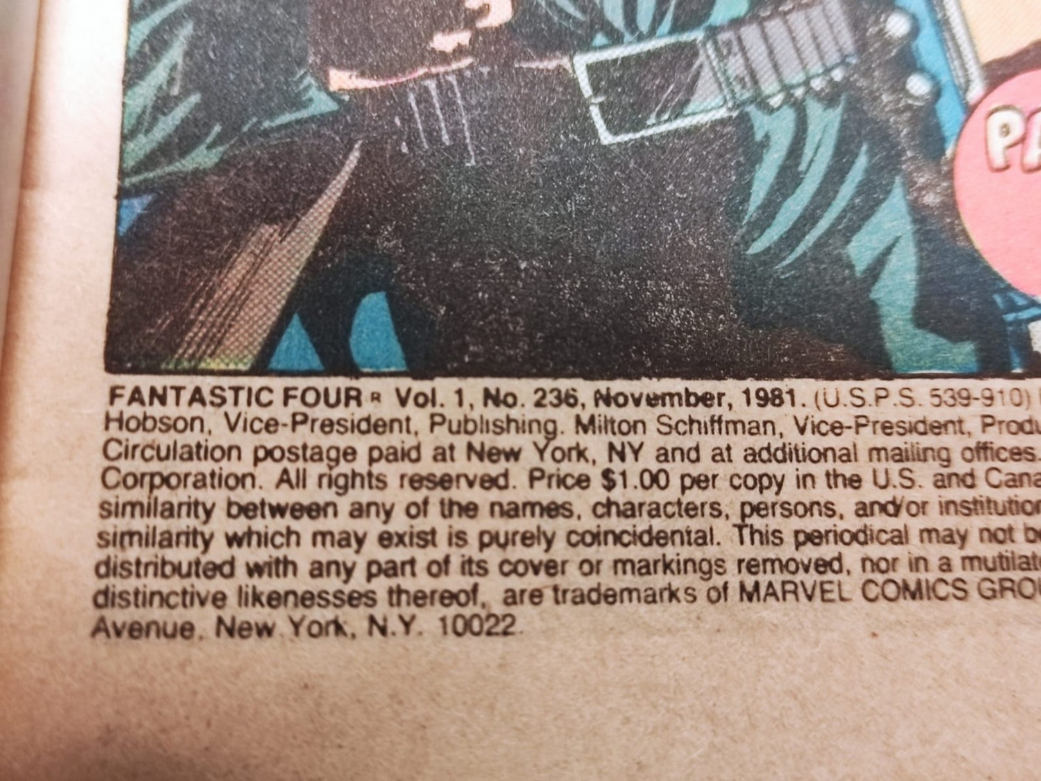 30x Marvel Fantastic four mid 1970s editions. Used, in good condition. - Image 17 of 17