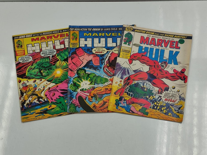 20 Mixed Vintage Marvel Comics. - Image 6 of 42