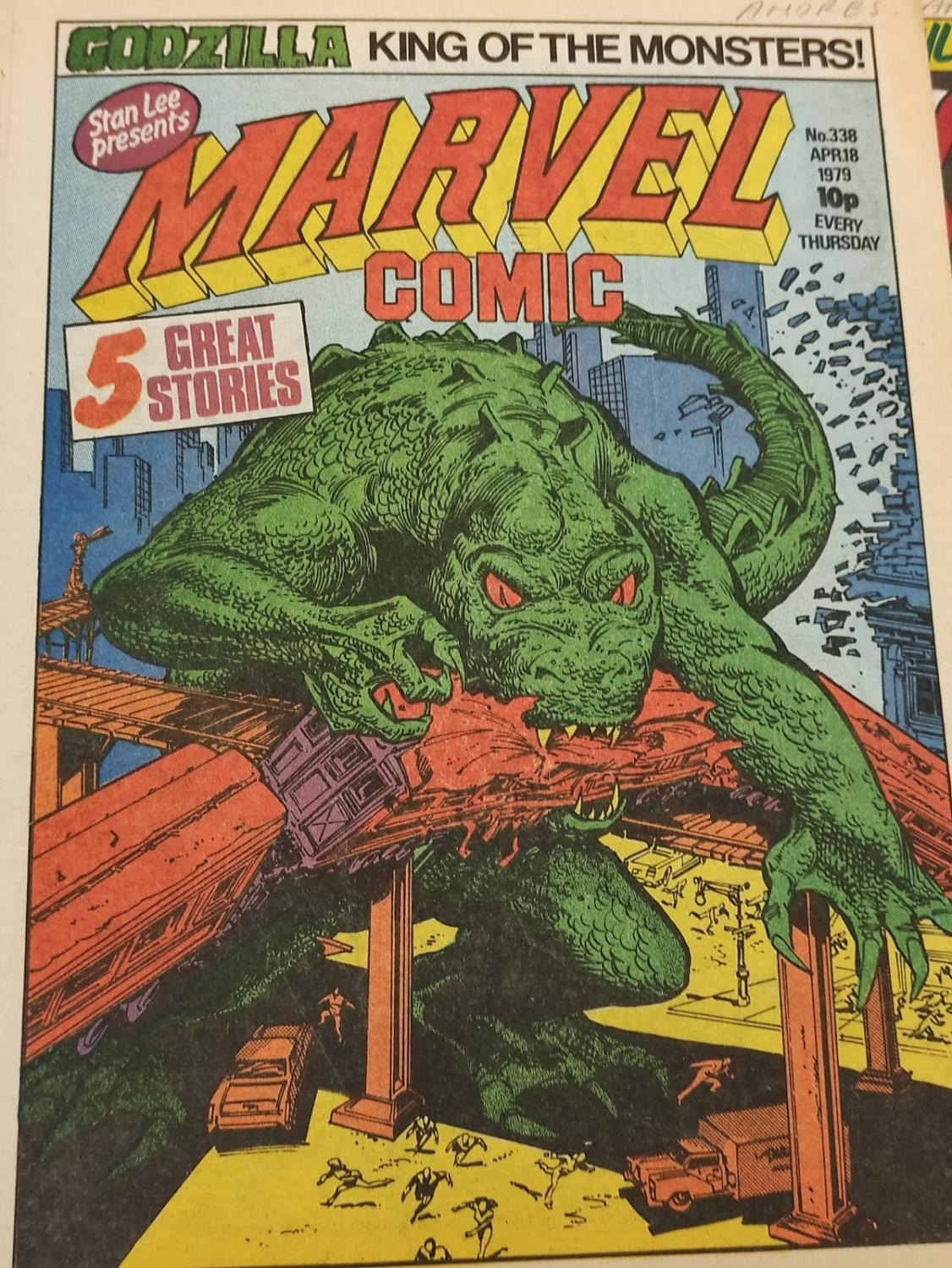 50 editions of Stan Lee Presents, a selection of 1979/1980's comics. - Image 11 of 71