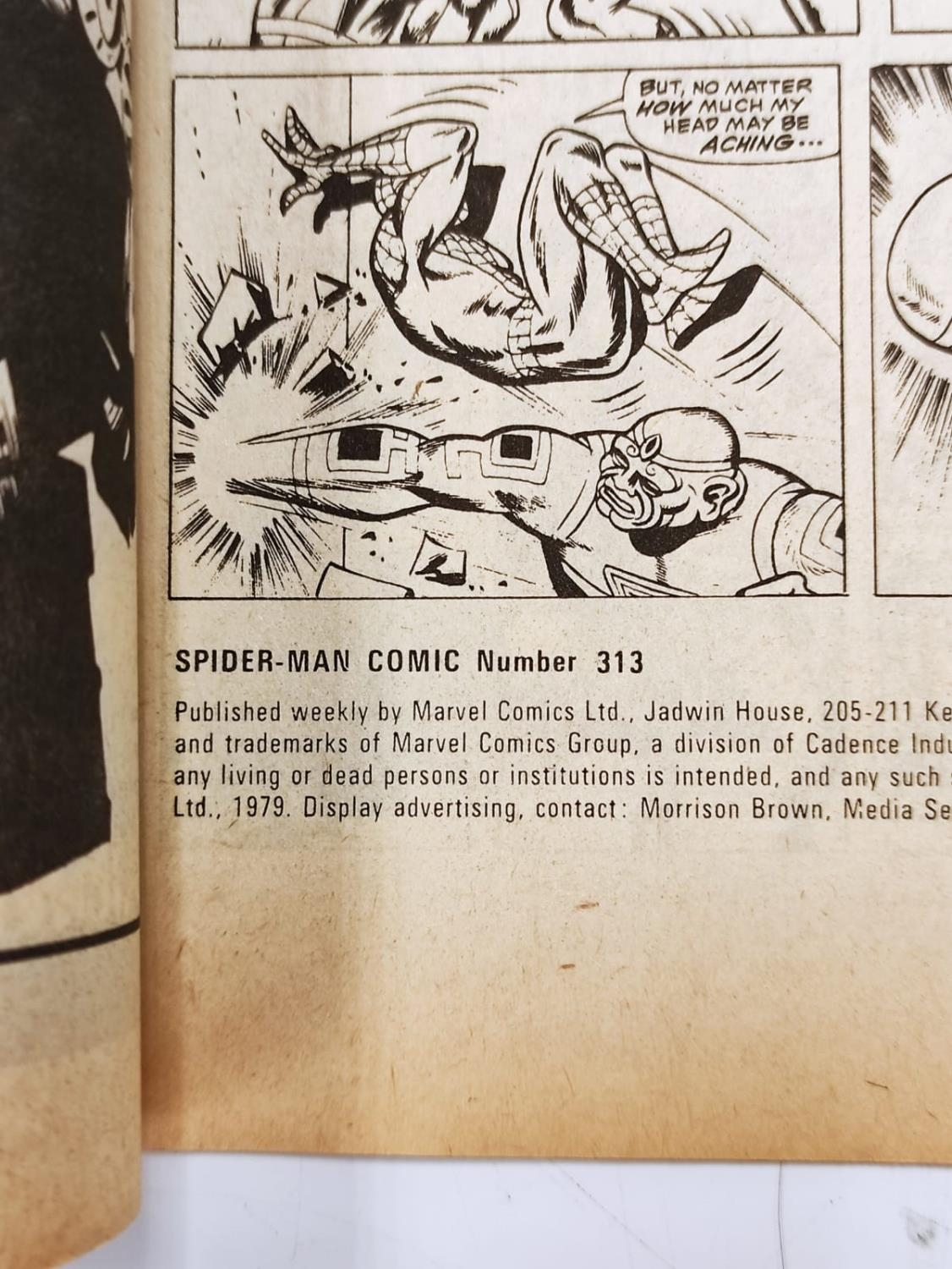 50 editions of Stan Lee Presents, a selection of 1979/1980's comics. - Image 38 of 71