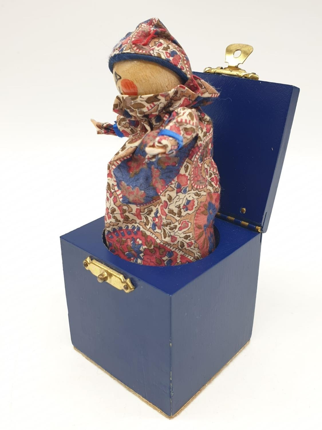 Liberties of London 'Jack in the box'. Size 6.5cm x 5cm. - Image 4 of 4