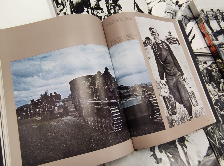 Set of Ten Timelife World War II Hard back books. - Image 4 of 12