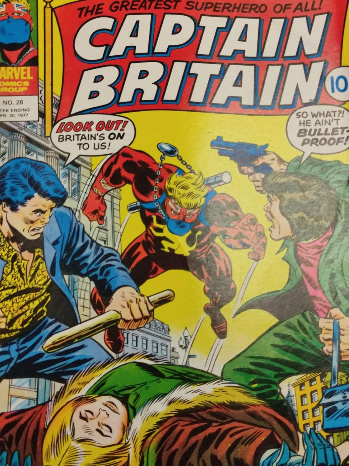 20 editions of mixed Vintage Marvel Comics. - Image 12 of 56