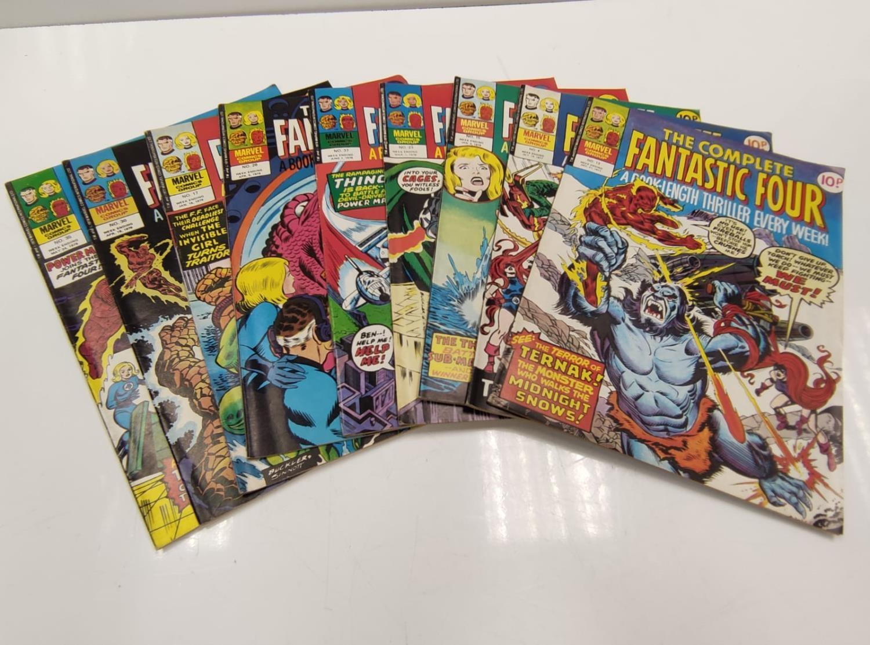 20 Mixed Vintage Marvel Comics. - Image 12 of 42