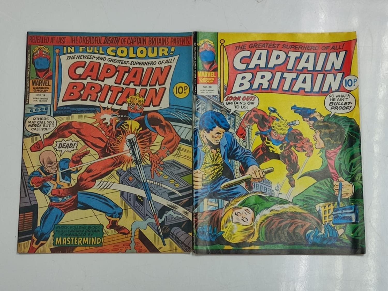 20 editions of mixed Vintage Marvel Comics. - Image 14 of 56