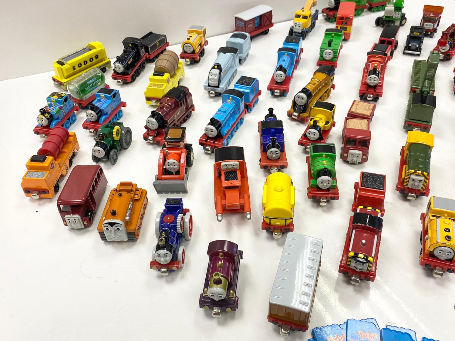 Collection of Thomas & Friends, Take-Along Die Cast toys. Total of 45 models including Mighty Mac - Image 2 of 4