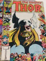 39 x Mighty Thor Marvel Comics.