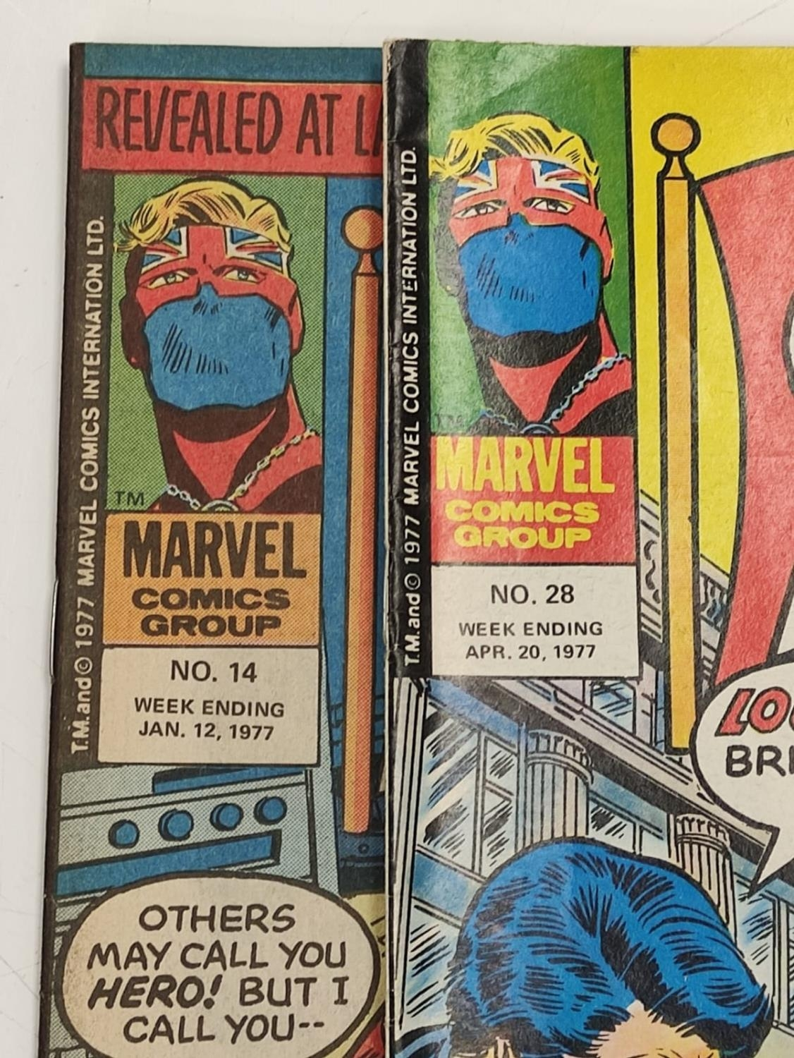 20 editions of mixed Vintage Marvel Comics. - Image 13 of 56