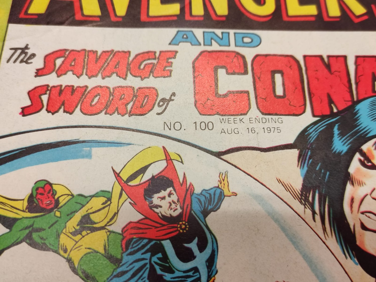 25 x Marvel comics. The Avengers. Dating from 1974-1976 - Image 11 of 18