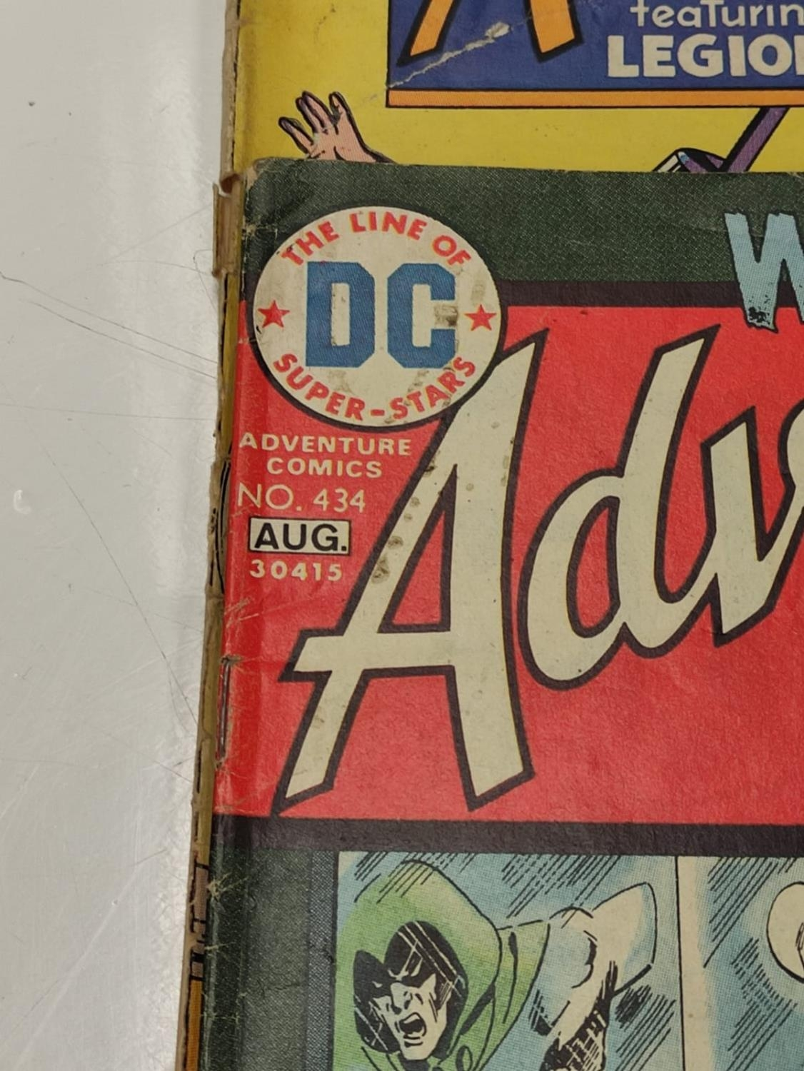 5 editions of DC Adventure Comics featuring Super-boy. - Image 13 of 19