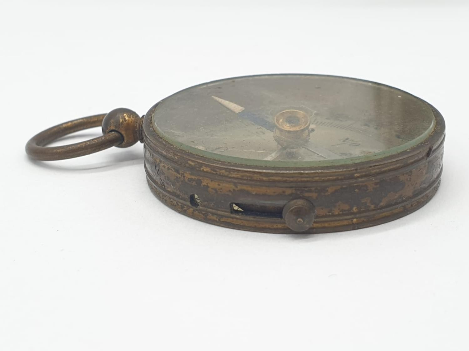 WW1 Imperial German Officers Compass. - Image 3 of 3