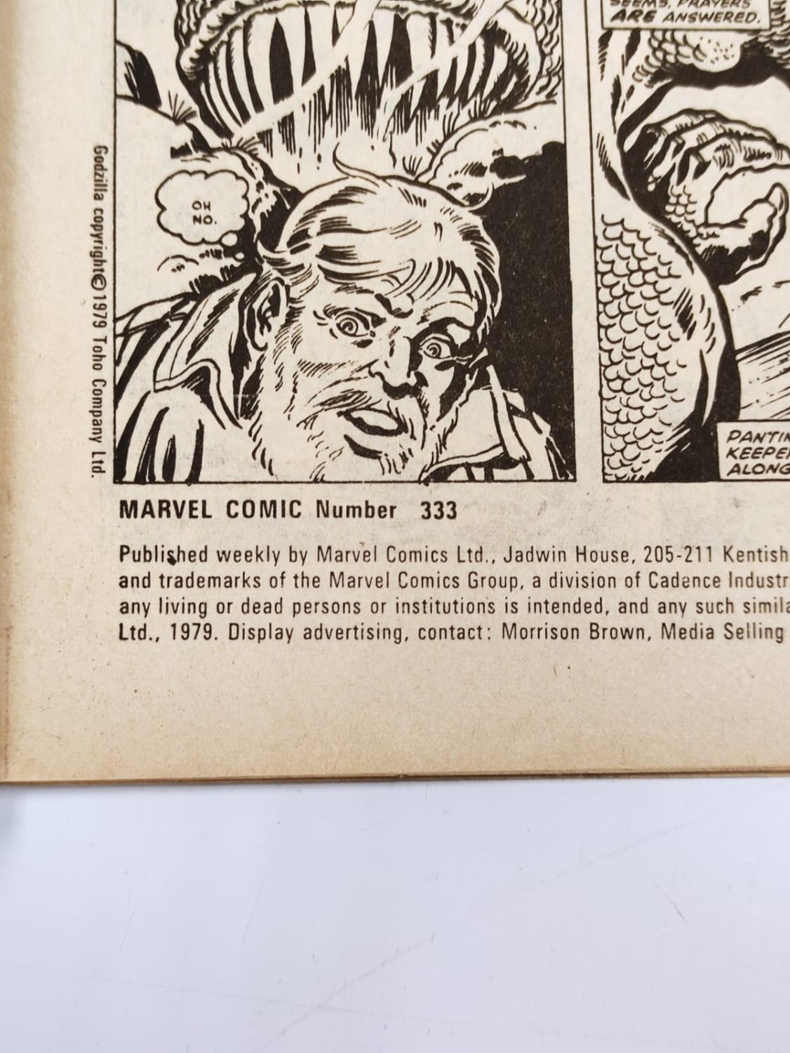 20 editions of mixed Vintage Marvel Comics. - Image 23 of 56