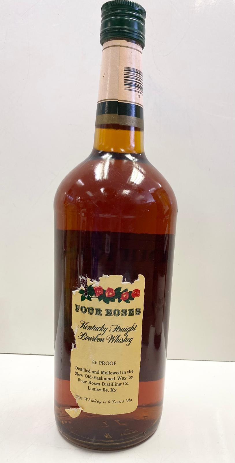 Four Roses Original Bourbon Whiskey. 100cl, 40% Vol. - Image 2 of 2